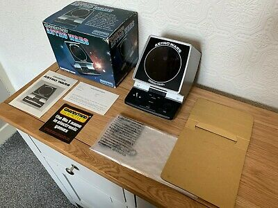 Awesome Boxed Grandstand Astro Wars Vintage 1981 Tabletop Electronic Game - Mint • 210£