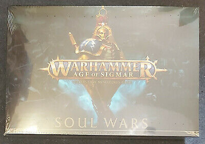 Warhammer Age Of Sigmar Soul Wars - New And Sealed With Free UK Postage • 89.99£