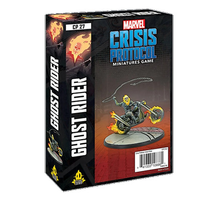 Marvel Crisis Protocol Ghost Rider Character Pack • 27.99£
