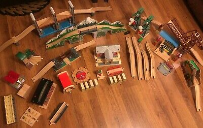 Large Selection Of Accessories For Brio / Wooden Train Track With Combined Post • 15£