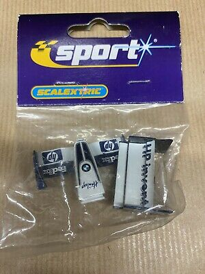 Scalextric C9278 F1 Front And Rear Wing • 3.95£