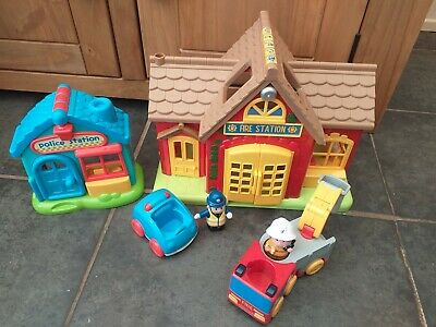 Happyland Fire And Police Stations Sounds • 12.75£