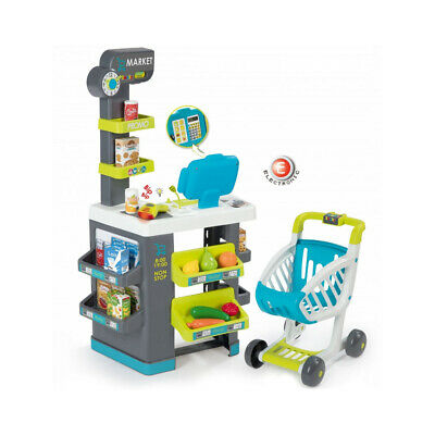 SMOBY Children's Market Playset, Unisex, 3 To 6 Years, Multi-Colour (7600350212) • 58.96£