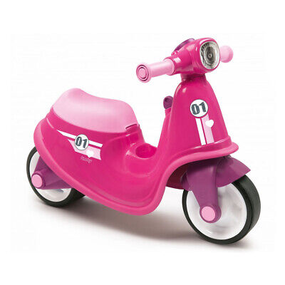 SMOBY Children's Pink Scooter, Unisex, 18 Months To 3 Years, Pink/Purple • 51.46£