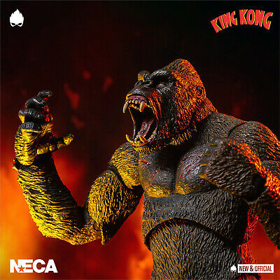 NECA - King Kong 8  Action Figure [Pre-Order]  • NEW & OFFICIAL • • 32.95£