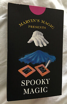 Marvin's Magic Trick - Spooky Magic - Boxed • 25£