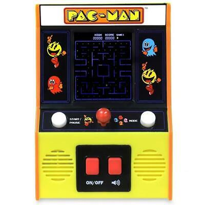 Basic Fun Retro Mini Arcade Game, LCD Colour Screen With 80's Graphics - Pac-Man • 23.78£