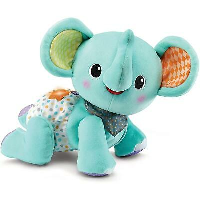 VTech Crawl With Me Elephant With Flashing Lights & Flapping Ears - 9-36 Months • 32.25£