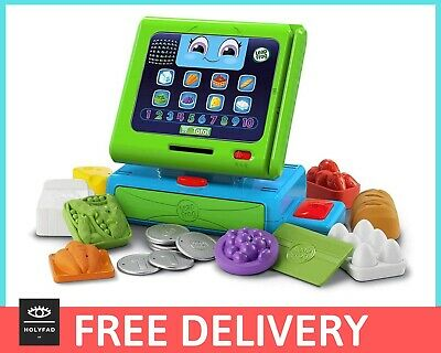 LeapFrog Count Along Till / Kids Shop Role Play, Learning Numbers (2+) - NEW • 21.25£