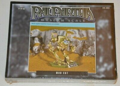 BATTLETECH Museum Scale MADCAT Ral Partha 10-103 Miniature NEW In Shrink • 30£