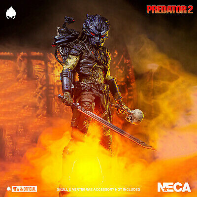 NECA - Ultimate Armoured Lost Predator 7  A/Figure [IN STOCK] •NEW & OFFICIAL• • 38.95£