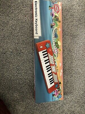 Toy Electronic Keyboard • 4.40£
