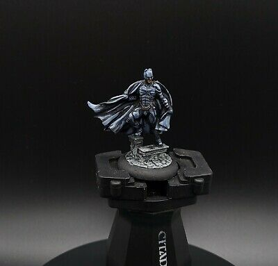 Pro Painted Batman Figure KNIGHT MODELS Batman Miniature Game With Stat Card  • 20£