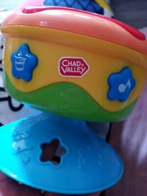 Chad Valley Drum Toy • 2.57£