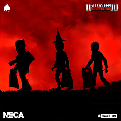 NECA - Halloween 3 Season Of The Witch Clothed [IN STOCK] • NEW & OFFICIAL • • 69.99£