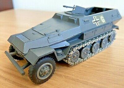 Solido Toys H-K Hanomag SD.KFZ 251/1 Tank Destroyer • 6£