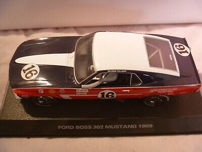 Vintage Slot Car Scalextric Ford Boss 302 Mustang 1969 • 9.99£