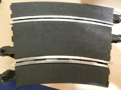 Scalextric Classic C153 Outer Curves - Radius 3 Curves - Used Vgc. • 1.50£