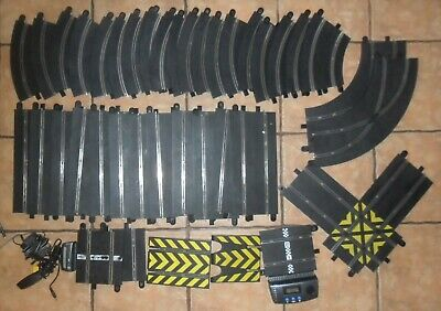 Scalextric Sport / Digital Car Track Straights Curves Controllers Etc VGC • 6.50£