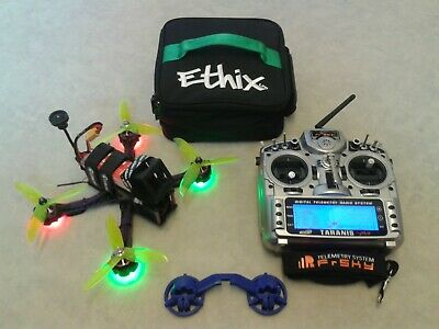 Eachine Wizard X220S Racing Drone Taranis X9D Radio Ready To Fly RC Quadcopter  • 445£