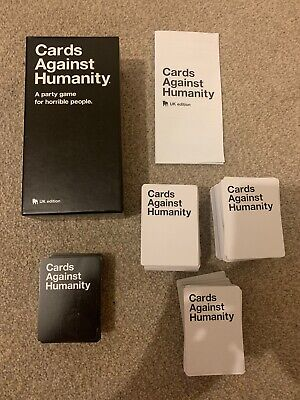 Cards Against Humanity UK Edition  • 5.99£