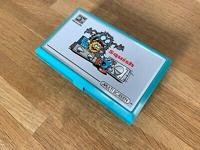 Nintendo Game And Watch Squish 1986 LCD Electronic Game - Superb Condition. • 95£