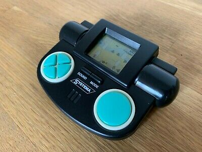 SystemA Dogfight 1990 Vintage LCD Handheld Electronic Game - Superb/Near Mint. • 85£