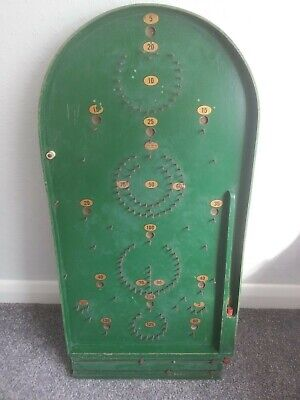Vintage Chad Valley Bagatelle Game. • 20£