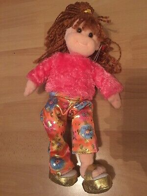 TY Beanie Boppers Doll With Tag - Snazzy Sabrina • 4£