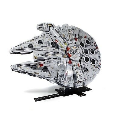 UCS Millennium Falcon Acrylic Display Stand For LEGO Star Wars 75192 & 10179 • 49.99£