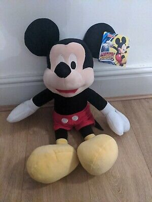 Large Mickey Mouse Soft Toy • 5.80£