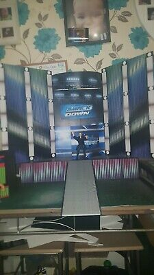 Wwe Custom Made Smackdown Stage 2015 For Wrestling Figures • 59.99£