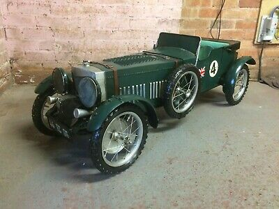 Bentley Blower Speed Six Pedal Car  Display Only • 699£