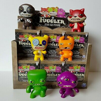 FUGGLER 3  Vinyl Collectible Figure VAULTED RARE Mystery Blind Box • 4£