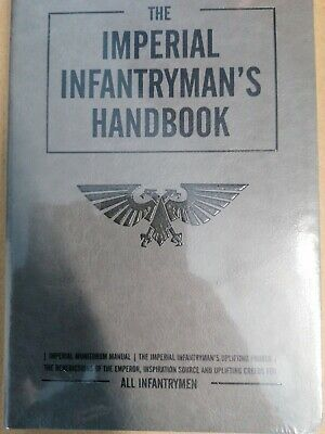 Warhammer 40k The Imperial Infantrymans Handbook 2020 New And Sealed • 26.99£