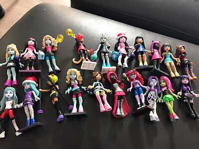 Monster High Mega Bloks Figures • 3.40£