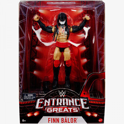 Wwe Entrance Greats Finn Balor Elite Mattel Figure Brand New • 12.95£