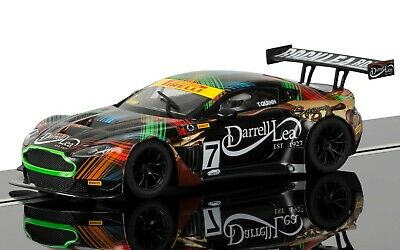 C3856 Scalextric 1:32 Slot Car Aston Martin GT3 Toby Quinn Clipsal 500 New Boxed • 29.99£