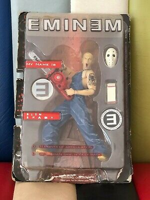 Eminem Figure - My Name Is Slim Shady - Mint Figure - Art Asylum - Opened -  • 54.99£