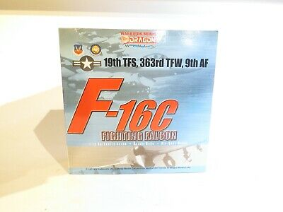 Dragon Wings 50006 1:72 Scale F-16C Fighting Falcon 19th TFS 363rd TFW 9th AF • 0.99£