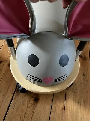 Wheely Bug Mouse Ride On • 15£