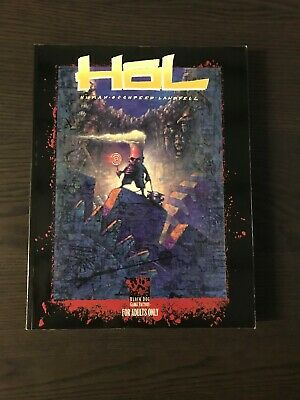 Hol Human Occupied Landfill Rpg Roleplaying Black Dog Games White Wolf Rare 1994 • 35£