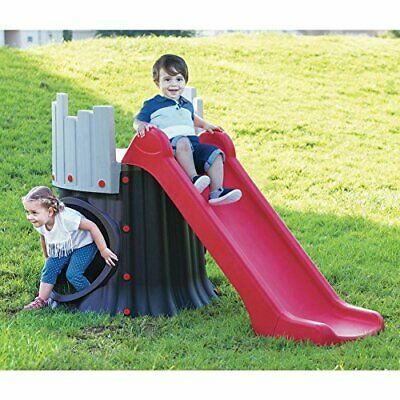 RTN Children's Treehouse Slide Playhouse By Starplay Garden Toy Play Tower • 21£