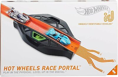 Hot Wheels Id Race Portal With 2 X Cars Brand New In Box Great Gift • 25.95£