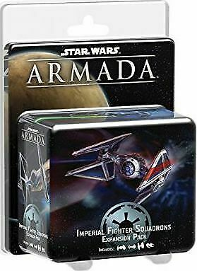 Star Wars Armada Imperial Fighter Squadrons New And Sealed • 21.99£