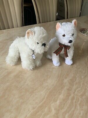 Soft Toy Bundle (2 Toys In Total) Theme - Scotty Dogs • 10£