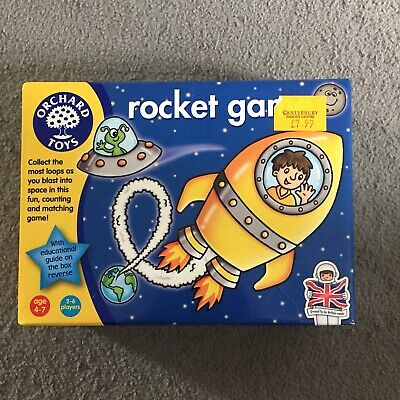 Orchard Toys Rocket Game • 2.95£