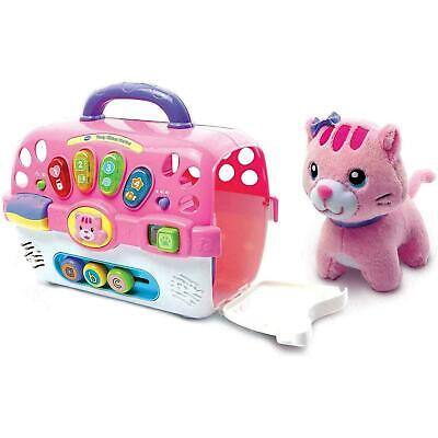 VTech Cosy Kitten Carrier With Fun Activity Panel, Numbers & Shapes, 9-36 Months • 27.05£