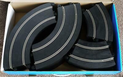 60 Scalextric Curves 30 Standard Curve C8206 30 C8529 90° Double Curve Unsorted • 49.99£