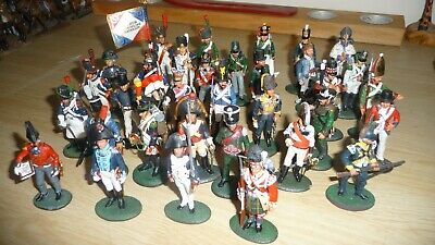 Del Prado Napoleonic War  Led Soldiers X 161, 3 Different Regiments • 200£